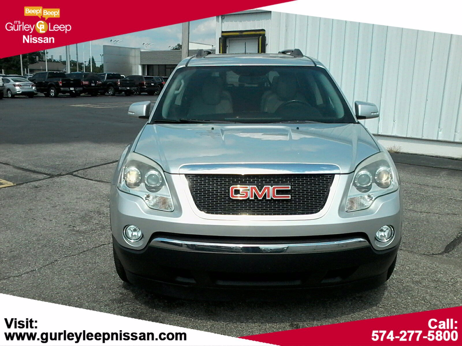Pre-Owned 2012 GMC Acadia SLT2