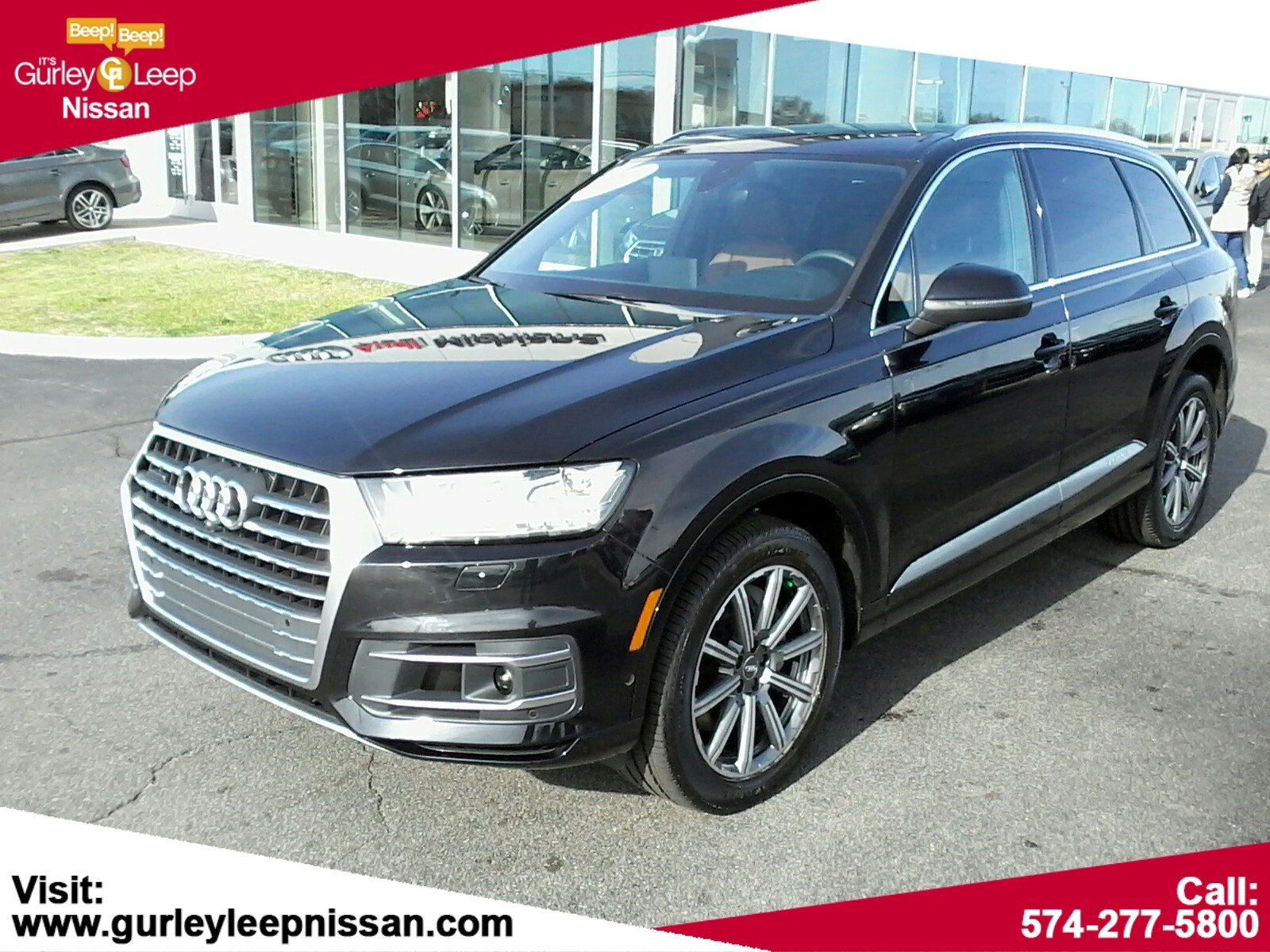 Pre Owned 2019 Audi Q7 Premium Plus Sport Utility In Mishawaka