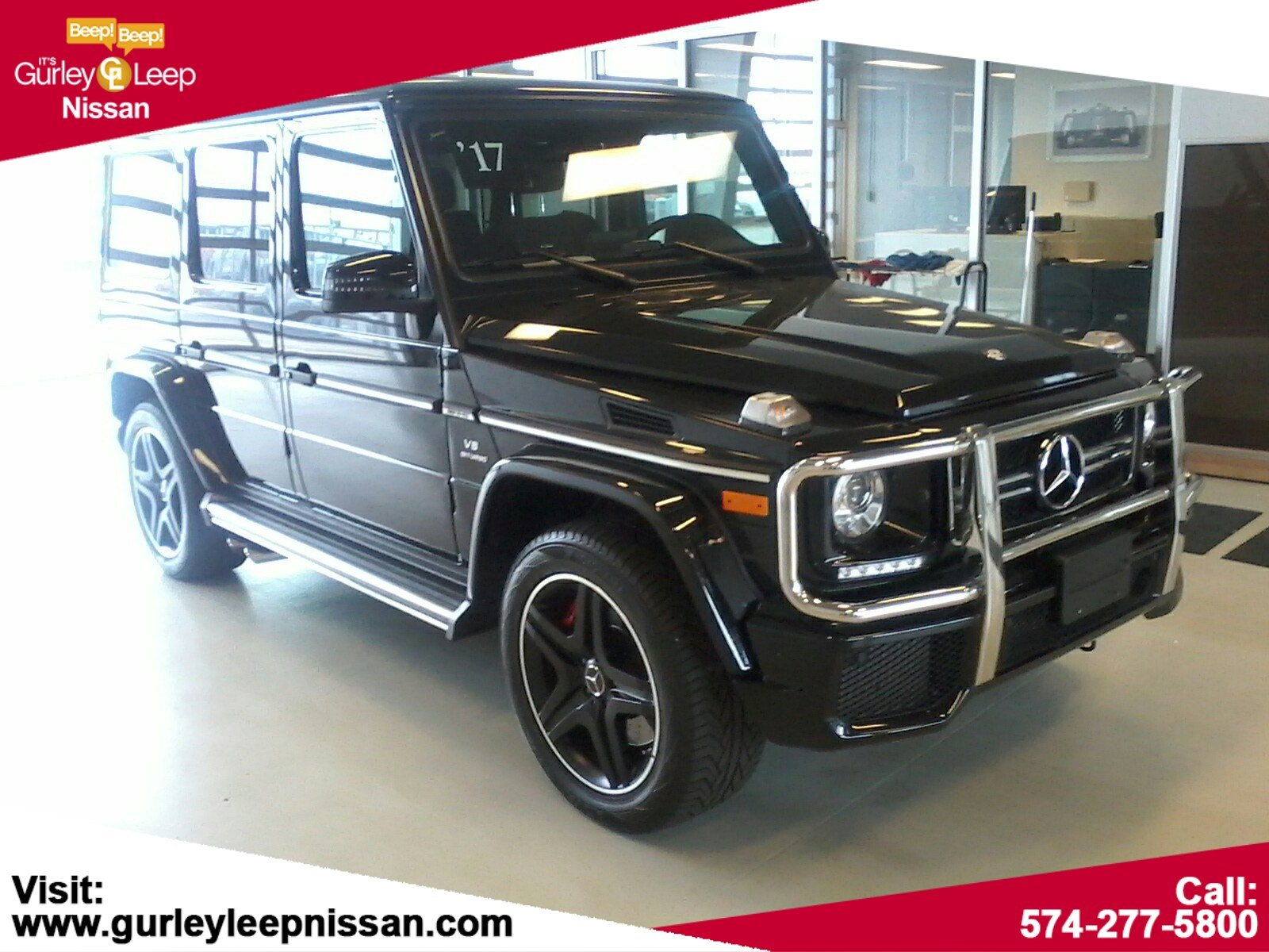 Pre Owned 2017 Mercedes Benz G Class AMG G 63