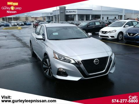New 2019 Nissan Altima 2.5 SL