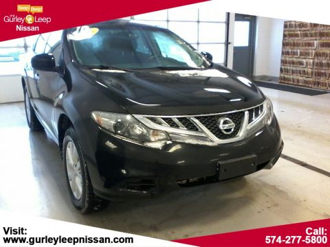 Pre-Owned 2013 Nissan Murano S